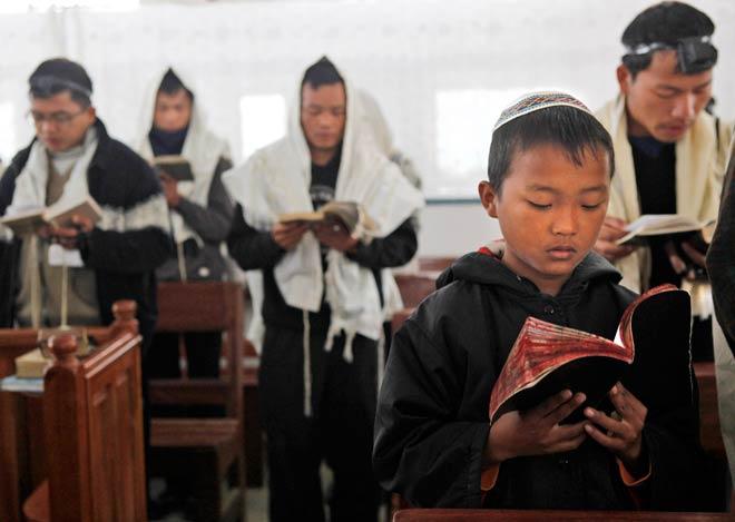 Manipur Jews1